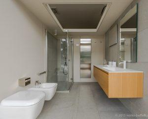 bagni con sanitari sopesi