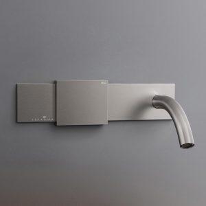 design rubinetto metallo
