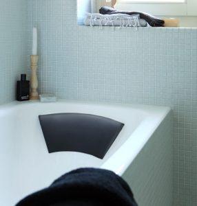 poggia testa vasca da bagno