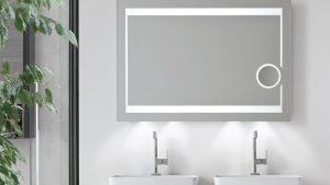 specchio per bagno moderno